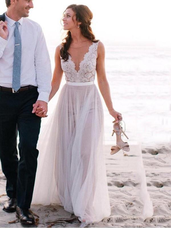 Stiff Wedding Dress