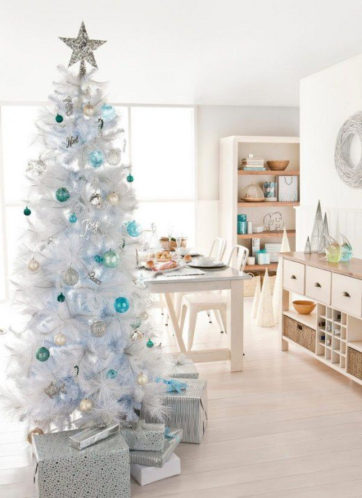 Stunning Beautiful Christmas Tree Decoration Ideas | Official ...
