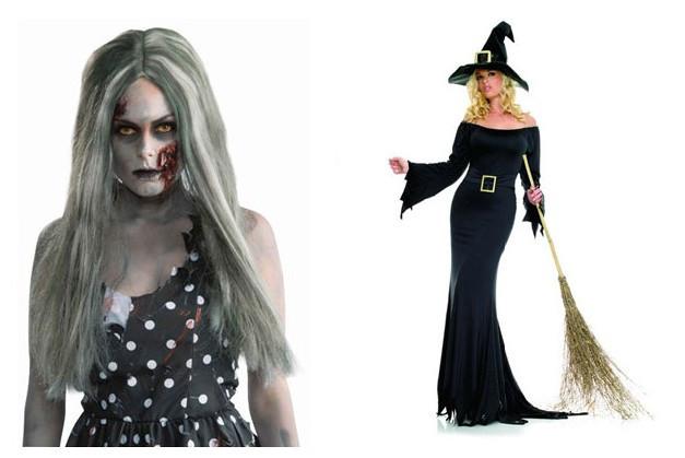 scary yet amazing costumes for teen girls women
