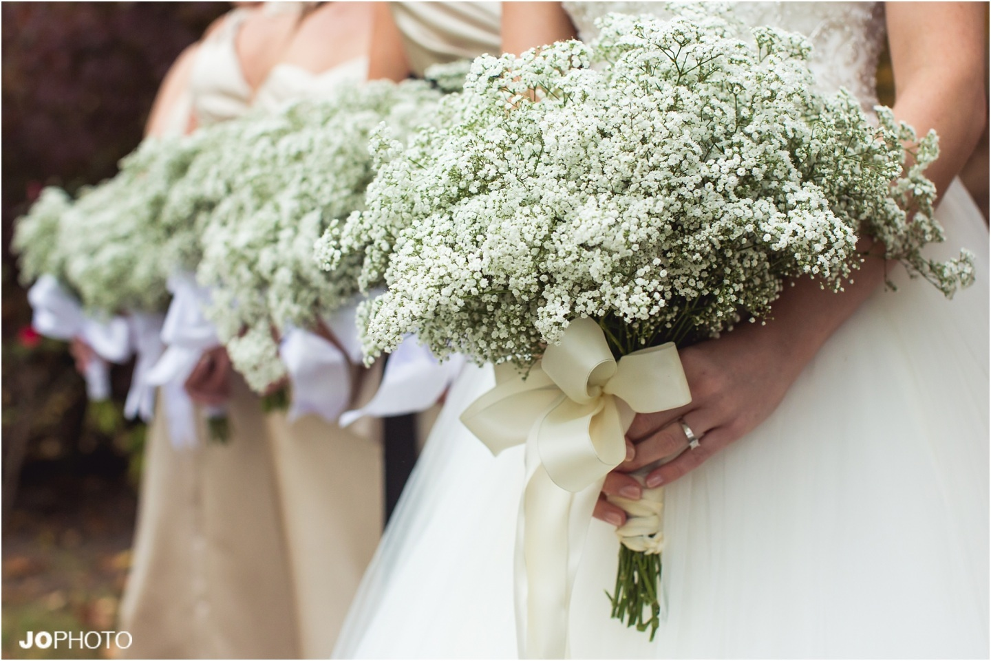 Which Bridal Bouquet Style is Right for You? | Official Hebeos Blog