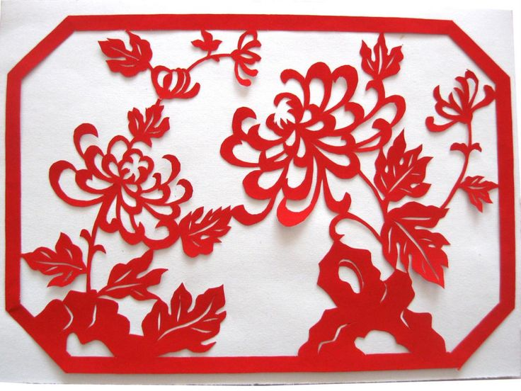 Guide To Make Your Own Fu Paper Cutting For Chinese New