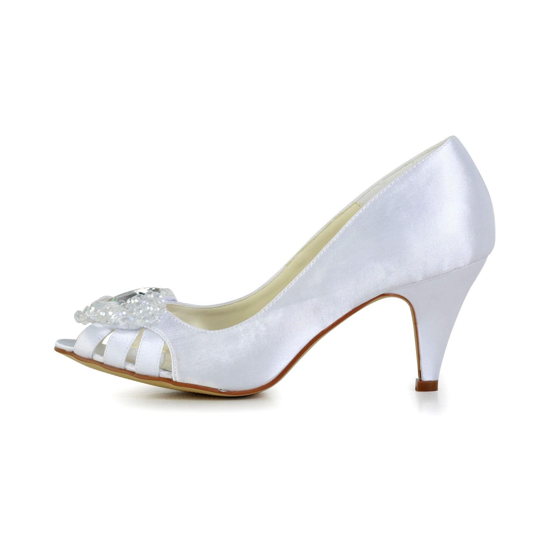 Cone Heel Shoes Black