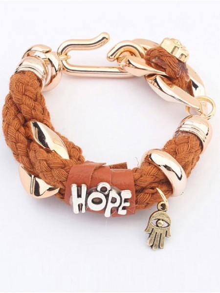 Occident Exotic Style Serratula Retro Hot Sale Bracelets